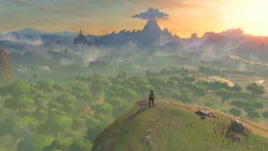 عنوان The Legend of Zelda: Breath of the Wild معرفی شد