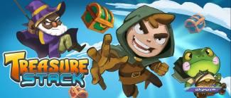 نقد و بررسی بازی Treasure Stack