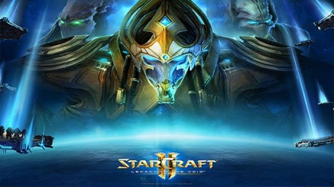 StarCraft 2:Legacy of the Void