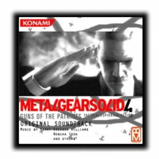MGS 4 : Guns of Patriots OST