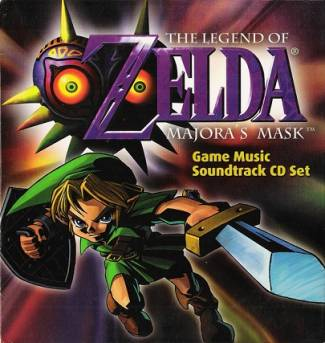 موسیقی متن بازی  The Legend of Zelda: Majoras Mask