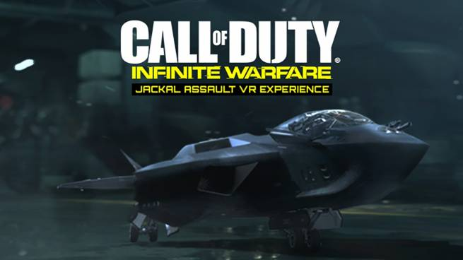 COD: Infinite Warfare Jackal Assault VR رایگان شد