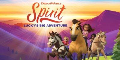 بررسی بازی Spirit Lucky's Big Adventure