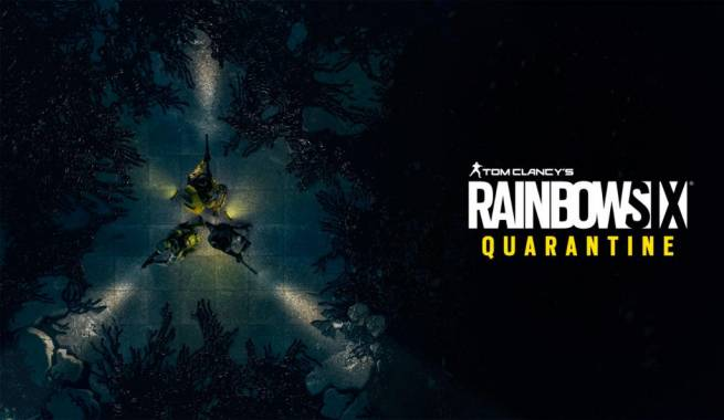 بازی Rainbow Six Quarantine معرفی شد