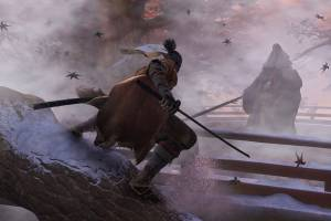 Hidetaka Miyazaki on Sekiro: Shadows Die Twice's traversal mechanics