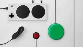 پشتیبانی پلتفرم Google Stadia از Xbox Adaptive Controller