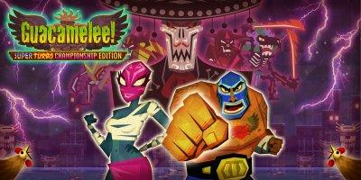 بررسی بازی Guacamelee! Super Turbo Championship Edition
