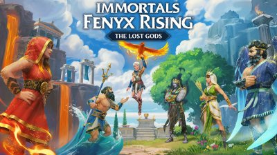 بررسی بازی Immortals Fenyx Rising: The Lost Gods
