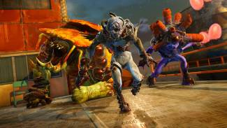 DLC  جدید Sunset Overdrive منتشر شد