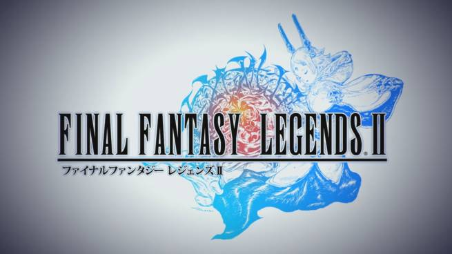 Final Fantasy Legends II معرفی شد