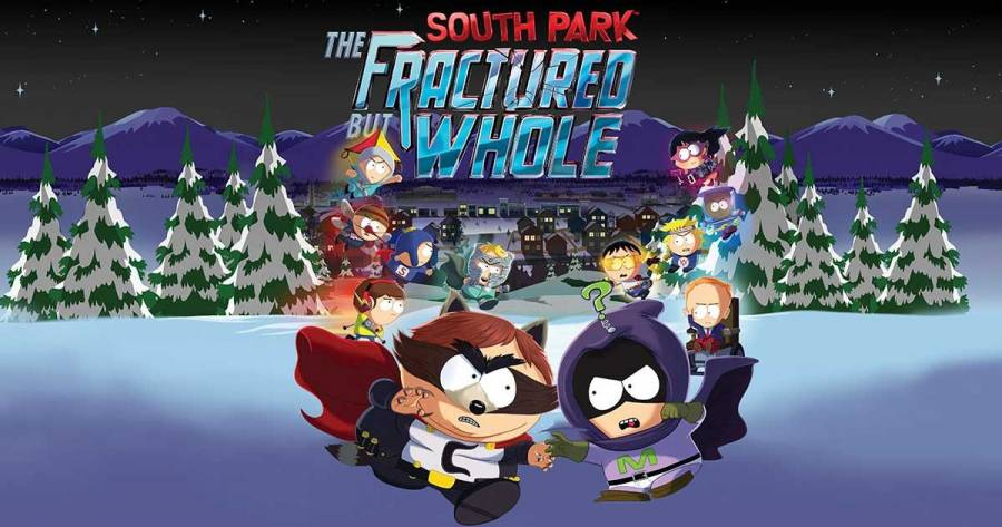 پیش نمایش بازی South Park: The Fractured But Whole
