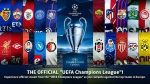 pro evolution soccer champions league