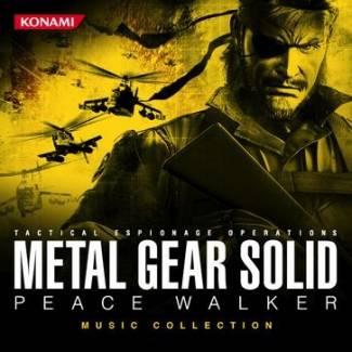 Metal gear solid peace walker موسیقی متن و آهنگهای بازی