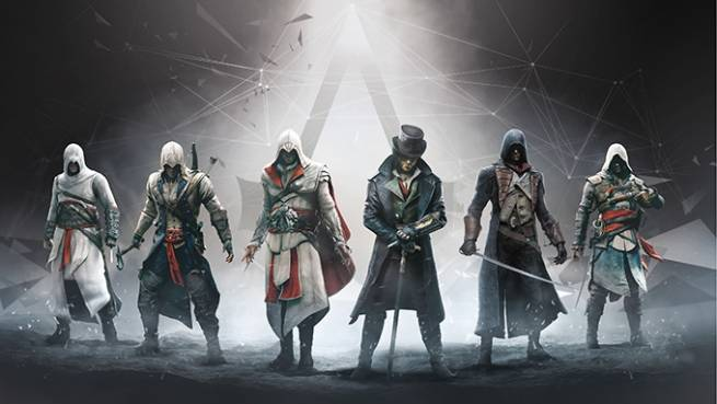 Ubisoft دامین Assassin's Creed Collection را به ثبت رساند