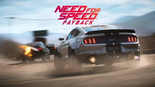 E3 2017: ویدئوی گیم پلی Need for Speed Payback