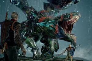 Scalebound to release on Switch