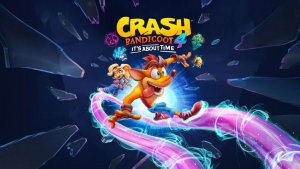 تریلر لانچ گیم پلی Crash Bandicoot 4: It's About Time منتشر شد