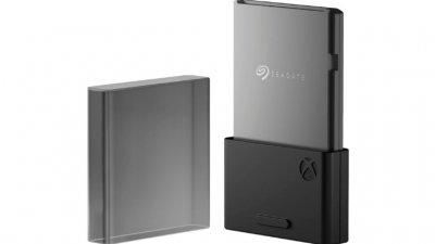 هزینه 220 دلاری کارت حافظه SSD برای کنسول های Xbox Series X / S