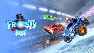 رویداد Frosty Fest بازی Rocket League رسما آغاز شد