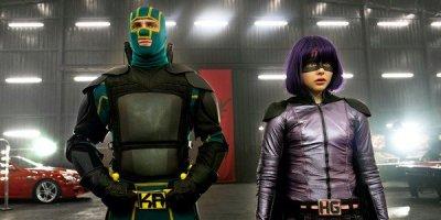 در ابتدا برد پیت برای بازی در فیلم Kick-Ass انتخاب شده بود