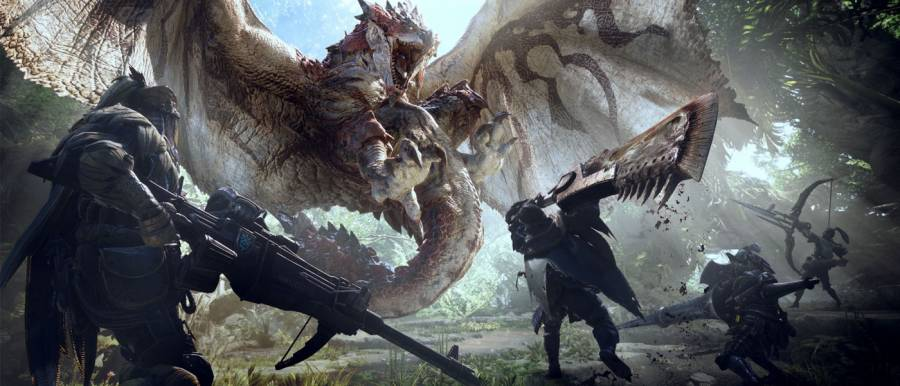 نقد و بررسی Monster Hunter: World