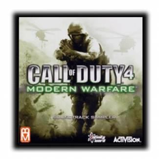 موسیقی متن بازی Call of Duty 4: Modern warfare