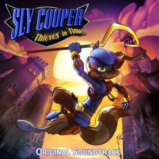 Sly cooper thives in time موسیقی متن بازی
