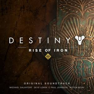 موسیقی متن Destiny Rise of Iron