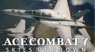 تریلر جدید Ace Combat 7 با محوریت سفارشیسازی هواپیماها