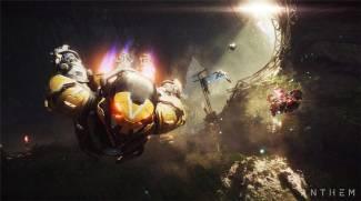انتشار ۱۵ دقیقه گیمپلی ویدیو تازه از بازی Anthem