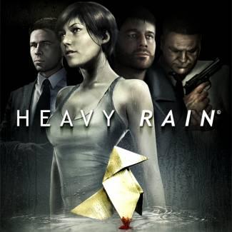 موسیقی متن و آهنگهای بازی Heavy rain