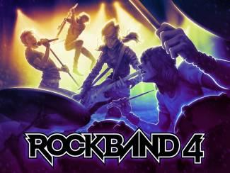 بازی Rock Band 4 برای XboxOne و PS4 تایید شد