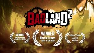 badlands 2 awards