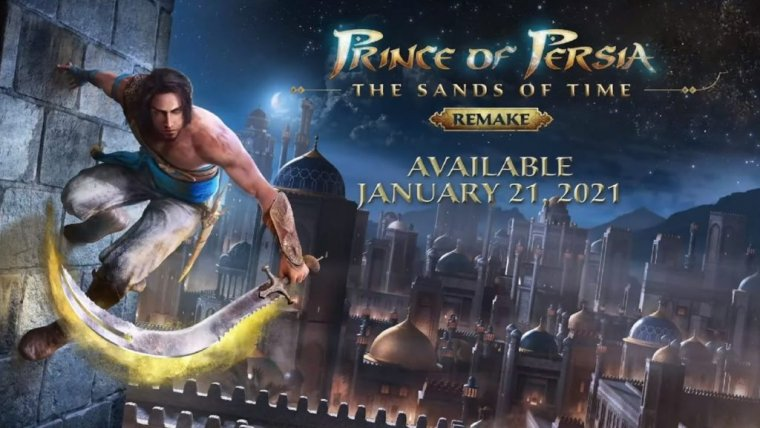 بازی Prince of Persia: The Sands of Time Remake رونمایی شد