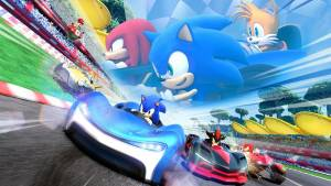 Sonic Team Racing Preview