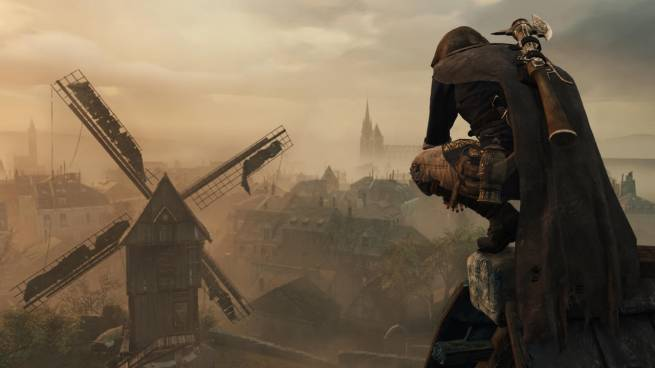 DLC جدید Assassin's Creed Unity