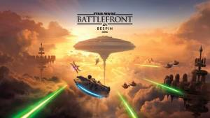 تریلر لانچ Star Wars Battlefront Bespin DLC